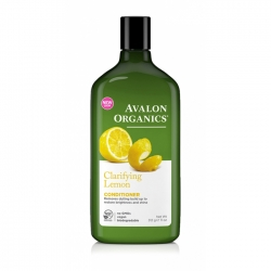 Avalon Organics Lemon Clarifying Conditioner – Кондиционер Лимон, 325 мл