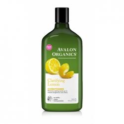Avalon Organics Lemon Clarifying Conditioner – Кондиционер Лимон, 325 мл