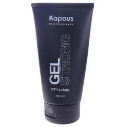 Kapous Professional Studio Gel Strong - Гель для укладки волос сильной фиксации 150 мл