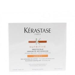Nutritive Protocole Concentrate Soin №2 - Иммунитет против сухих волос Керастаз Нутрив Ирисом, 500 мл