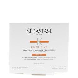 Nutritive Protocole Concentrate Soin №3 - Иммунитет против сухости волос Керастаз, 20*2 мл