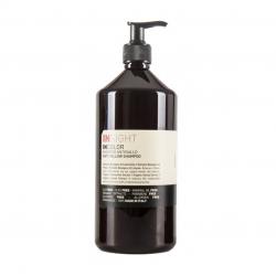Insight Anti-Yellow Shampoo - Шампунь для нейтрализации жёлтого оттенка волос, 1000 мл