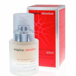 Janssen Cosmetics Inspira Absolue Anti Wrinkle/Anti Dryness Serum - Сыворотка с липосомами против морщин 30мл