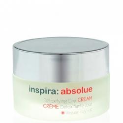 Janssen Cosmetics Inspira Absolue Detoxifying Day Cream Regular - Детоксицирующий легкий увлажняющий дневной крем 100мл