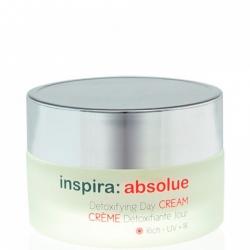 Janssen Cosmetics Inspira Absolue Detoxifying Day Cream Rich - Детоксицирующий обогащенный увлажняющий дневной крем 100мл
