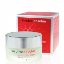 Janssen Cosmetics Inspira Absolue Detoxifying Day Cream Rich - Детоксицирующий обогащенный увлажняющий дневной крем 50мл