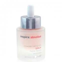 Janssen Cosmetics Inspira Absolue Immediate Calming SOS Serum - Мгновенно успокаивающая, регенерирующая сыворотка 50мл