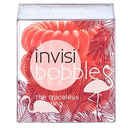 Invisibobble Fancy Flamingo - Резинка-браслет волос, 3 штуки