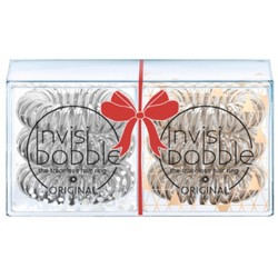 Invisibobble Holiday Duo Pack - Резинка для волос, 2*3 шт