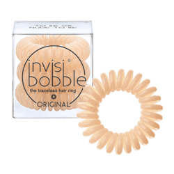Invisibobble to be or nude to be - Резинка-браслет для волос 3 штуки
