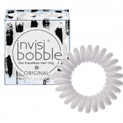 Invisibobble Original Smokey Eye - Резинка для волос дымчато-серый, 3 шт