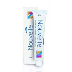 Nouvelle Hair Color - Краска для волос тон 3.78 Чёрная Жемчужина, 100 мл