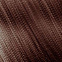 Nouvelle Hair Color - Краска для волос тон 5.35 Светло-Золотистый Коричневый Красного Дерева, 100 мл
