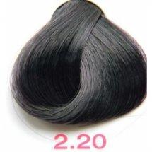 Nouvelle Lively Hair Color - Краска для волос 2.20 Тёмно-Лиловый, 100 мл
