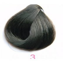 Nouvelle Lively Hair Color - Краска для волос 3 Тёмный, 100 мл