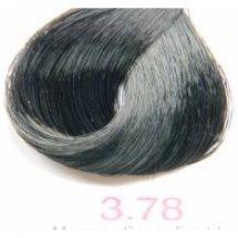 Nouvelle Lively Hair Color - Краска для волос 3.78 Холодный Тёмно-Коричневый, 100 мл