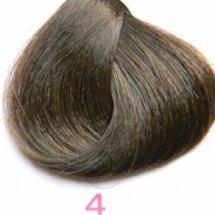 Nouvelle Lively Hair Color - Краска для волос 4 Каштановый, 100 мл