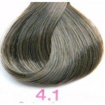 Nouvelle Lively Hair Color - Краска для волос 4.1 Пепельно-Каштановый, 100 мл