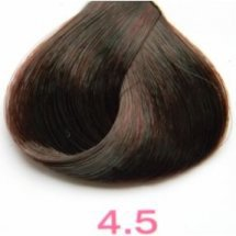 Nouvelle Lively Hair Color - Краска для волос 4.5 Каштановый Махагон, 100 мл