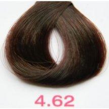 Nouvelle Lively Hair Color - Краска для волос 4.62 Фиолетово-Красный Каштан, 100 мл