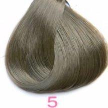 Nouvelle Lively Hair Color - Краска для волос 5 Светло-Каштановый, 100 мл