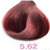 Nouvelle Lively Hair Color - Краска для волос 5.62 Фиолетово-Красный Светлый Каштан, 100 мл
