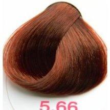 Nouvelle Lively Hair Color - Краска для волос 5.66 Светло-Красный Каштан, 100 мл