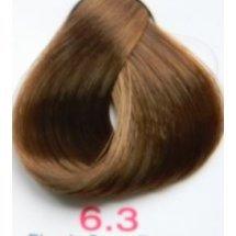 Nouvelle Lively Hair Color - Краска для волос 6.3 Золотистый Тёмный Блонд, 100 мл