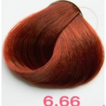 Nouvelle Lively Hair Color - Краска для волос 6.66 Тёмно-Красный Блонд, 100 мл