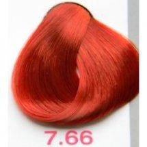Nouvelle Lively Hair Color - Краска для волос 7.66 Красный Блонд, 100 мл