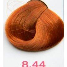 Nouvelle Lively Hair Color - Краска для волос 8.44 Интенсивно-Медный Светлый Блонд, 100 мл