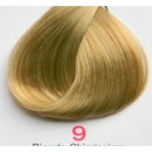 Nouvelle Lively Hair Color - Краска для волос 9 Очень Светлый Блонд, 100 мл