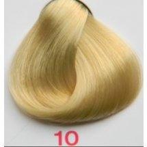 Nouvelle Lively Hair Color - Краска для волос 10 Экстра Блонд, 100 мл
