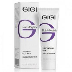 GIGI Cosmetic Labs Purifying Clay Mask Oily Skin - Очищающая глиняная маска для жирной кожи, 50 мл