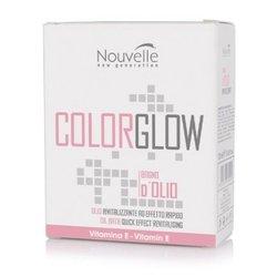 Nouvelle Color Glow Bagno D'olio - масло баня в ампулах, 10х10 мл