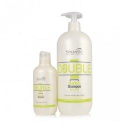 Nouvelle Nutritive Shampoo - Оживляющий кератиновый шампунь с экстрактом хмеля, 1000 мл