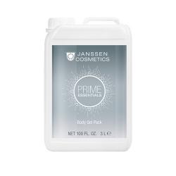 Janssen Prime essentials Body Gel Pack - Омолаживающее гелевое обертывание с экстрактом клюквы 3л