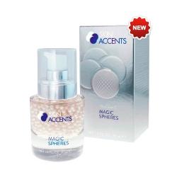 Janssen Cosmetics Inspira Absolue Magic Spheres VitaGlow C - Сыворотка интенсивного питания и защиты в магических сферах 30мл