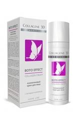 Medical Collagene 3D Boto Effect - Коллагеновый крем для лица с пептидным комплексом, 30 мл