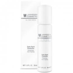 Janssen All Skin Needs Dark Spot Perfector - Сыворотка для интенсивного осветления пигментных пятен 30мл