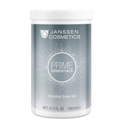Janssen Prime essentials Refreshing Shower Gel - Тонизирующий гель для душа с экстр.водорослей 1000 мл