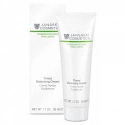 Janssen Combination Skin Tinted Balancing Cream - Балансирующий Крем с Тонирующим Эффектом 50мл