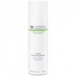 Janssen Combination Skin Tinted Balancing Cream - Балансирующий Крем с Еонирующим Эффектом 100мл