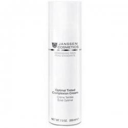 Janssen Demanding Skin Optimal Tinted Complexion Cream Medium - Дневной Крем Оптимал Комплекс (SPF 10) 100мл