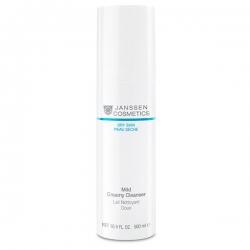 Janssen Dry Skin Mild Creamy Cleanser - Очищающая эмульсия 500 мл