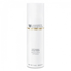 Janssen Facial Cream Masks Lift Contour Cream Mask - Регенерирующая Лифтинг Крем-Маска 200мл