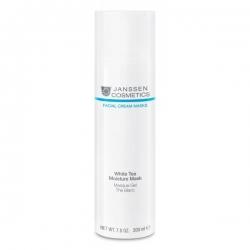 Janssen Facial Cream Masks White Tea Moisture Mask - Интенсивно Увлажняющая Гель-Маска для Обезвоженной Кожи 200мл