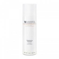 Janssen Fair Skin Brightening Exfoliator - Пилинг-Крем для Выравнивания Цвета Лица 100мл