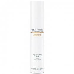 Janssen Mature Skin Age Perfecting Serum - Антивозрастная разглаживающая и укрепляющая сыворотка 50мл