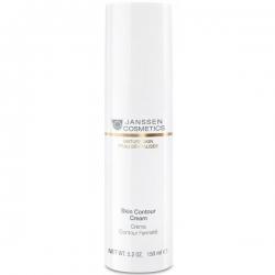 Janssen Mature Skin Contour Cream - Обогащенный Антивозрастной лифтинг-крем 150мл